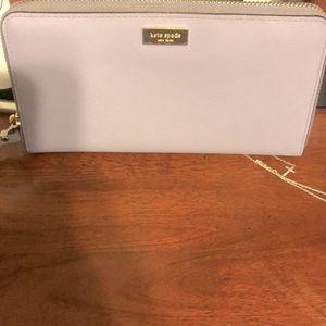 Lavender Kate Spade Wallet